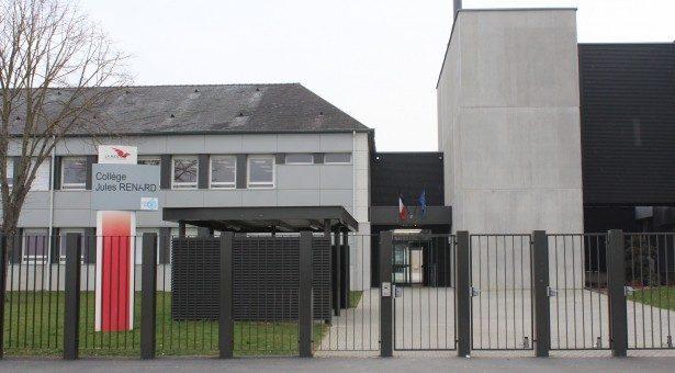 Présentation du collège Jules Renard