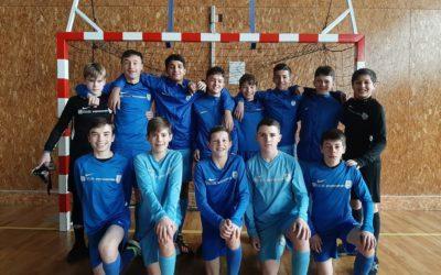 Finale Départementale de Futsal Excellence Section Sportive Scolaire