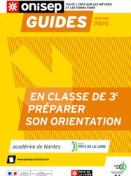 Brochure ONISEP post 3ème