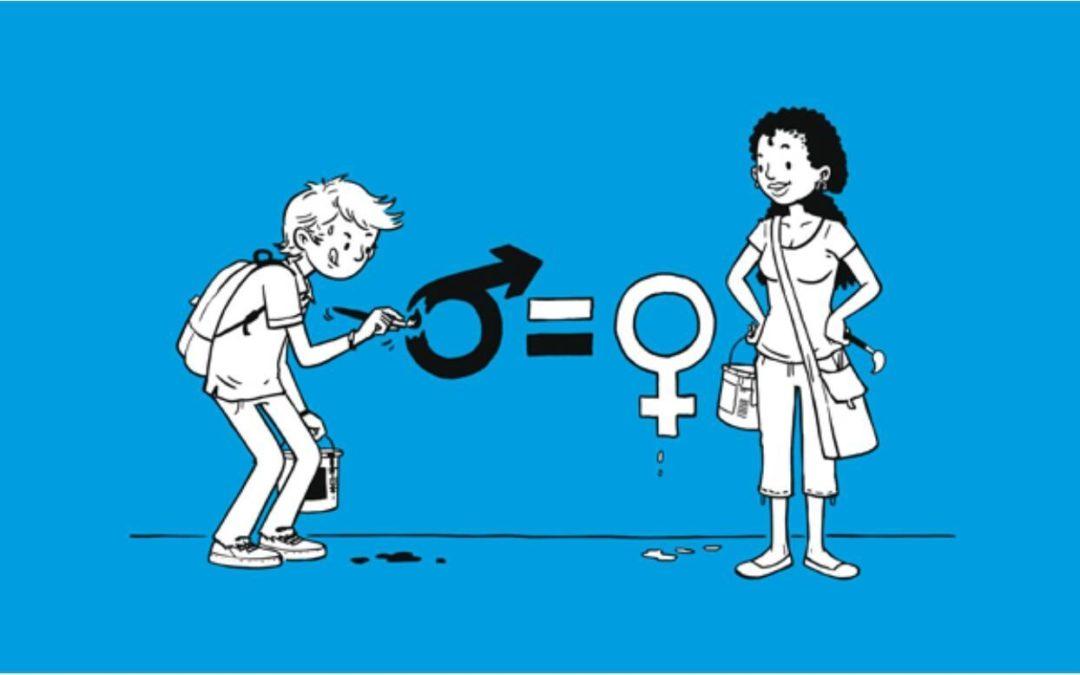 Une exposition sur les stéréotypes de genre au CDI